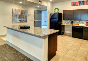 Photo of Community Kitchen Area at Martha's Vineyard Place Apartments
