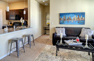 Photo of Interior Living Area at Martha's Vineyard Place Apartments